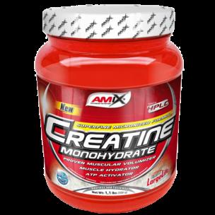 Creatina Monohidrato (500 Gr + 250 Gratis) AmiX
