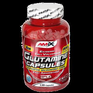 Glutamina Capsulas (360 Caps) AmiX
