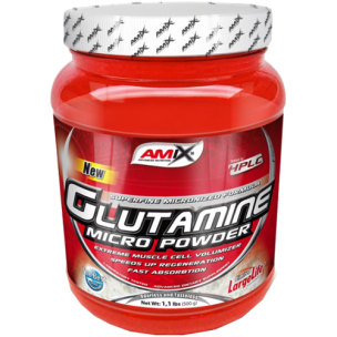 Glutamina Powder (500gr) AmiX