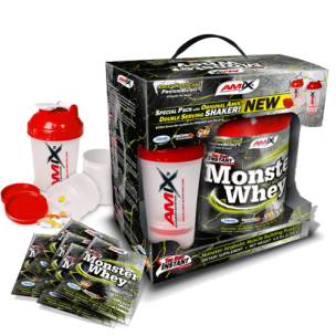 Monster Whey Protein (2200 Gr) Amix