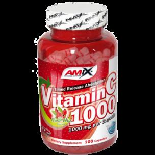 Vitamin C (100 Caps) Amix
