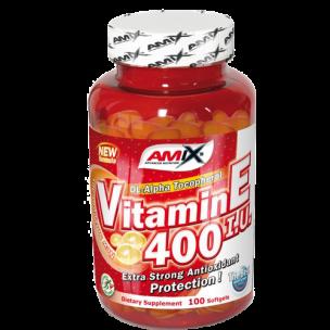 Vitamina E 400 IU (100 Caps) AmiX
