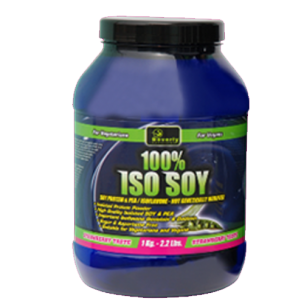 100% Soja ISO SOY Protein (1000 Gr) Beverly