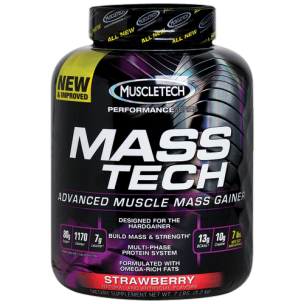 Mass Tech Performance Series(3200gr)