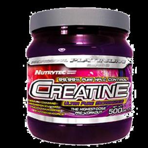 Creatine Platinum (500 Gr) Nutrytec