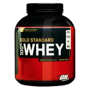 100% Whey Gold (4700gr) ON