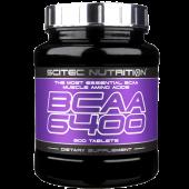 BCAA 6400 (125 Caps) Scitec Nutrition
