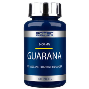 Guarana 2400 Mg (100 Caps) Scitec Nutrition