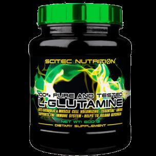L-Glutamina (300 Gr) Scitec Nutrition