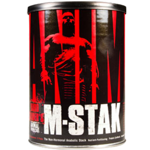 Animal M-STAK (21 Packs) Universal Nutrition