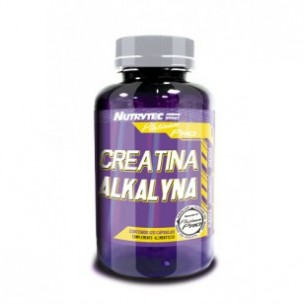 Creatina Alcalina (120caps) NUTRYTEC