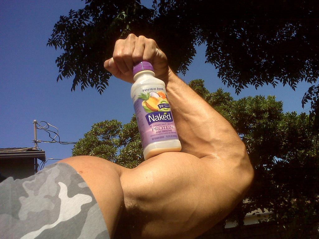 Alimentos Ricos en Proteinas para Ganar Masa Muscular