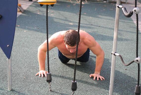 Energía para el entrenamiento