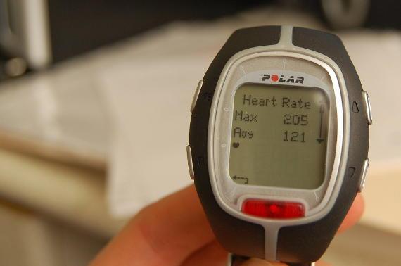 calcular frecuencia cardiaca maxima