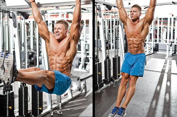 levantamiento de piernas ejercicios abdominales